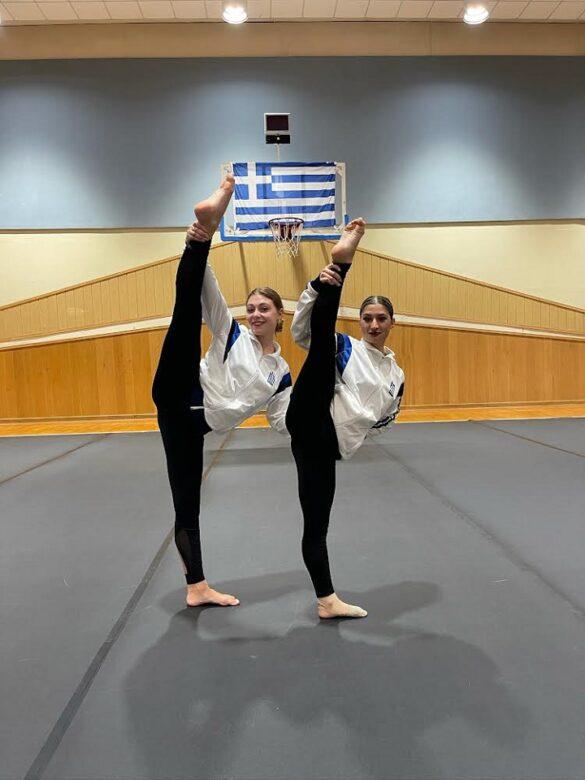 Παγκόσμιες διακρίσεις για το «ελληνικό» Cheerleading (pics)   F9. Συμεωνίδου Ιωάννα Καραμυτηλιού Μαρία Ραφαέλα